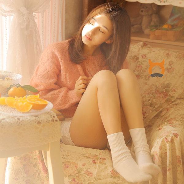 美女小姐姐 萝莉热裤美腿极致优美 私房写真国产大美女