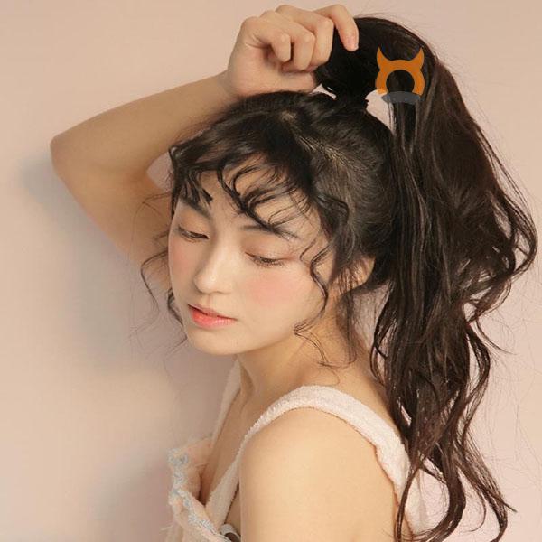 美女小姐姐 香肩大眼唯美小清新写真 极品吊带睡衣美女